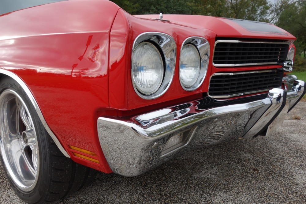 Used 1970 Chevrolet Chevelle -SS LS6 STYLE- CHEVELLEBRATION BEST IN SHOW WINNER- SEE VIDEO | Mundelein, IL