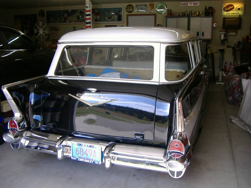 Used 1957 Chevrolet Wagon -CRUISE N STYLE-VERY SOLID AND RELIABLE CLASSIC- | Mundelein, IL
