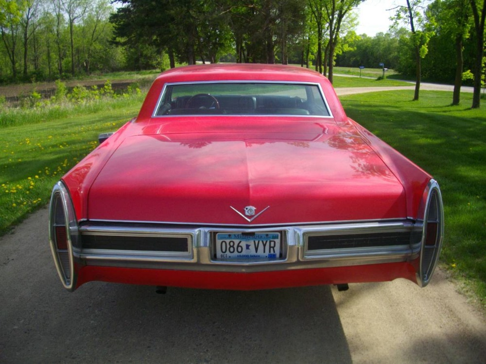 Used 1967 Cadillac Calais -Red n Ready-VERY RELIABLE AND SOLID CADDY- | Mundelein, IL