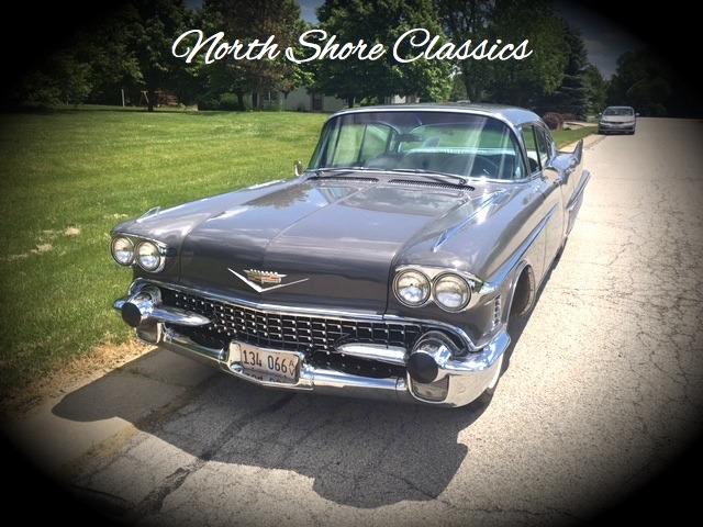 Used 1958 Cadillac Fleetwood - 60 SPECIAL 4 DOOR HARDTOP - CLASSIC CRUISER- | Mundelein, IL