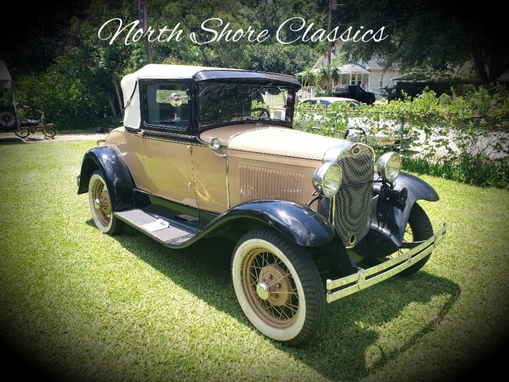 Used 1930 Ford Hot Rod / Street Rod - RUMBLE SEAT SPORTS COUPE- NICE- CLEAN- ORIGINAL | Mundelein, IL