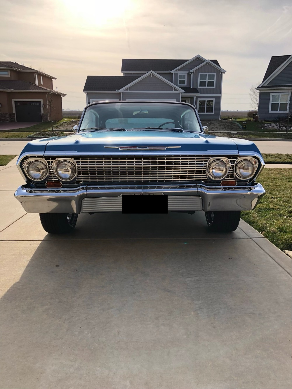 Used 1963 Chevrolet Impala -Show n Tell Summer Eye Candy - SEE VIDEO | Mundelein, IL