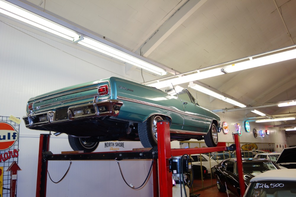 Used 1965 Chevrolet Chevelle -MALIBU-CONVERTIBLE-VERY SOLID/RELIABLE-LOW PMTS-SEE VIDEO | Mundelein, IL