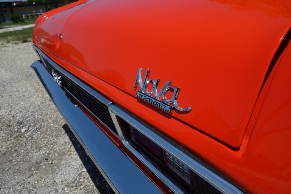 Used 1972 Chevrolet Nova -CLEAN SOLID DRIVER-HUGGER ORANGE-VERY RELIABLE-SOUNDS GREAT -SEE VIDEO | Mundelein, IL