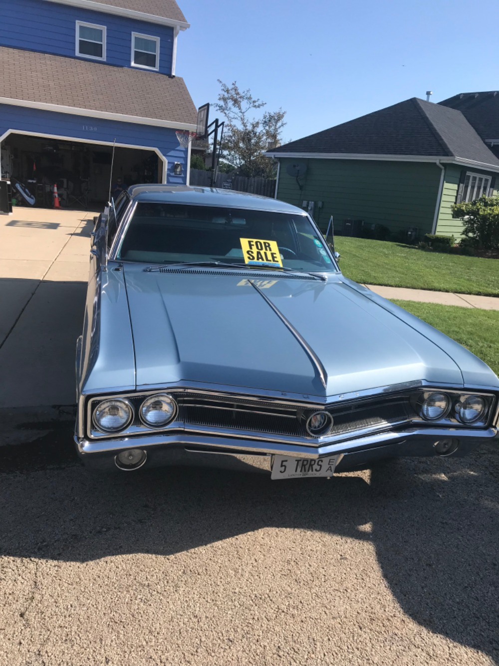 Used 1965 Buick Wildcat -BIG BLOCK CHEVY -SUPER SLEEPER- Family Cruiser!! | Mundelein, IL