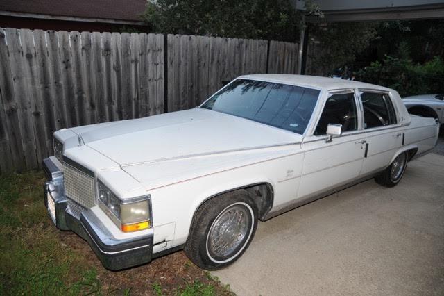 Used 1985 Cadillac Brougham - CLASSIC CRUISER- | Mundelein, IL