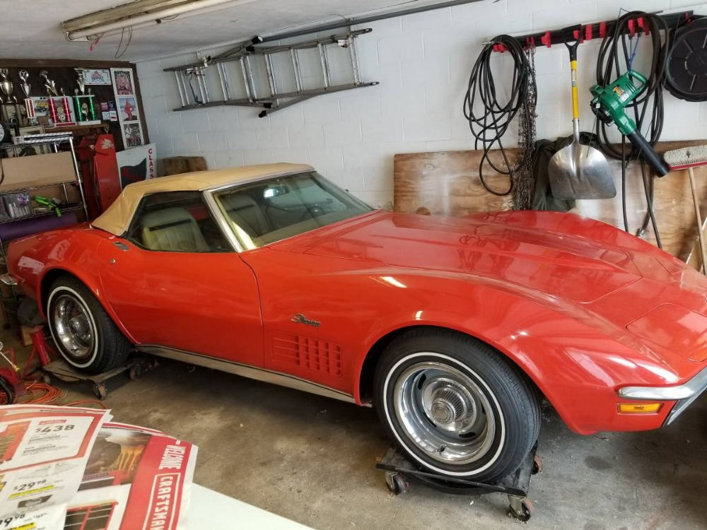 Used 1970 Chevrolet Corvette -Red n Ready | Mundelein, IL