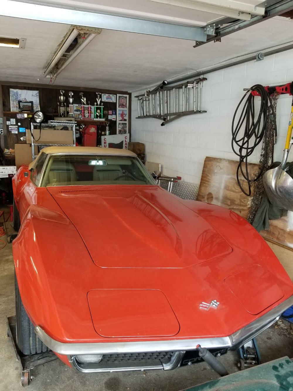 Used 1970 Chevrolet Corvette -Red n Ready   Mundelein, IL
