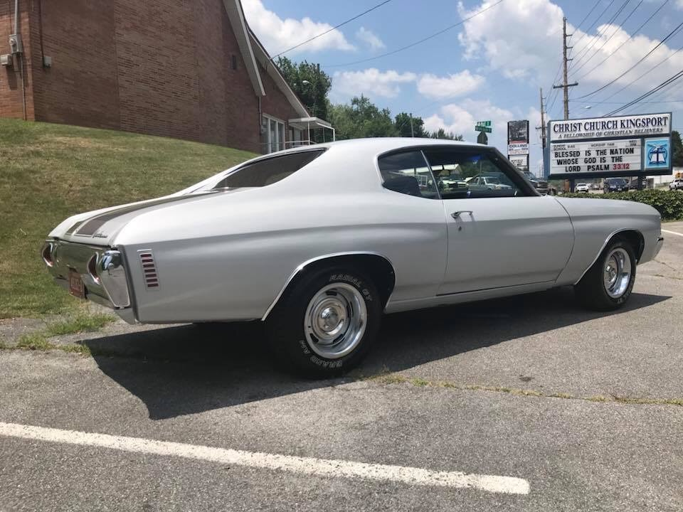Used 1972 Chevrolet Chevelle -NICE PAINT-VIRGINIA MUSCLE CAR-RELIABLE | Mundelein, IL
