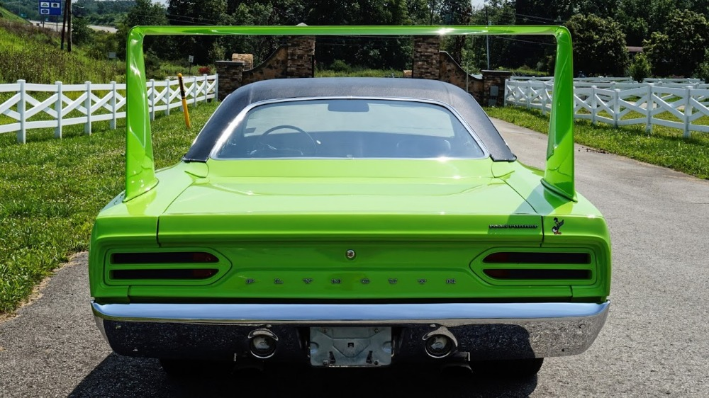 Used 1970 Plymouth Superbird -ONLY 51,800 ORIGINAL MILES-DECODED AND REGISTERED- | Mundelein, IL
