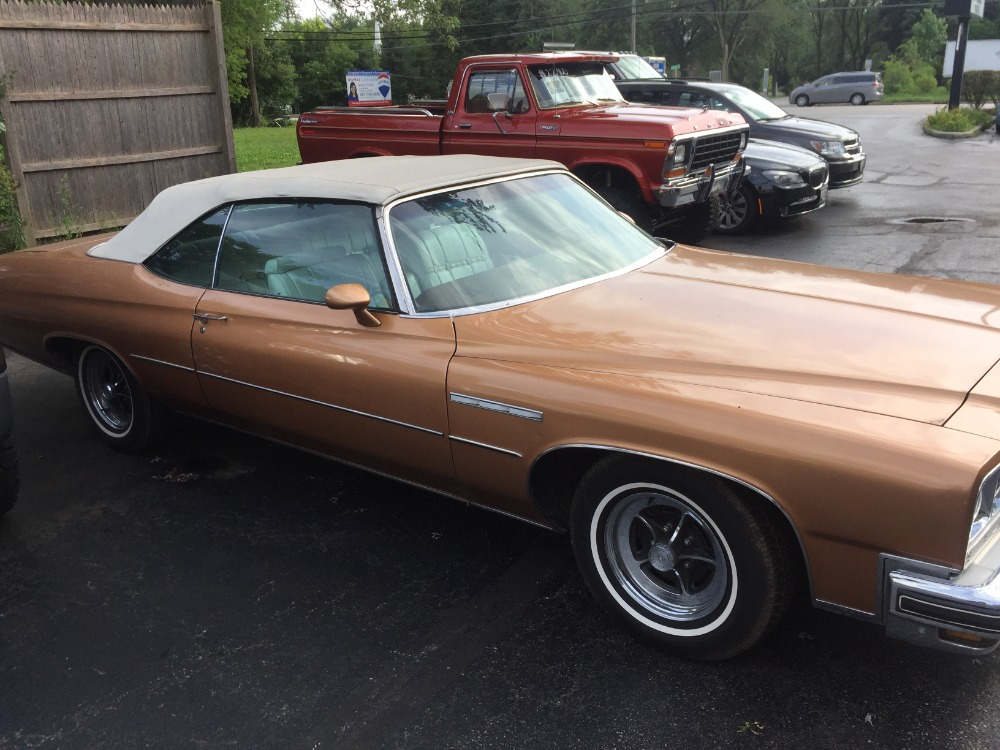 Used 1975 Buick LeSabre -CLEARANCE-DRIVER QUALITY CONVERTIBLE-ONE OWNER-MUST GO- | Mundelein, IL