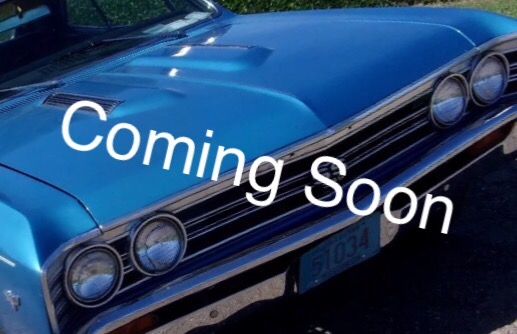 Used 1967 Chevrolet Chevelle -MARINA BLUE WITH 383 Engine-   Mundelein, IL
