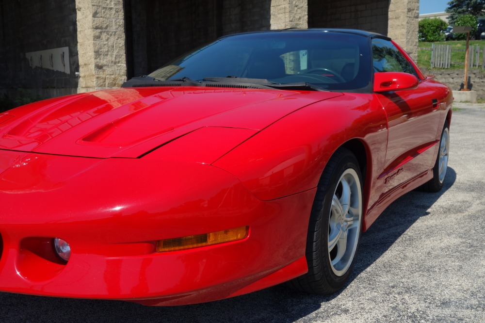 Used 1994 Pontiac Firebird -TRANS AM -NEW LOW PRICE- T-TOPS - SEE VIDEO | Mundelein, IL
