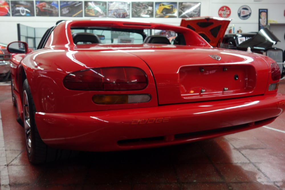 Used 1994 Dodge Viper -RT/10 ONLY 12,303 MILES-LIKE NEW-CLEAN CARFAX-INVESTMENT GRADE-LOW PMTS- | Mundelein, IL