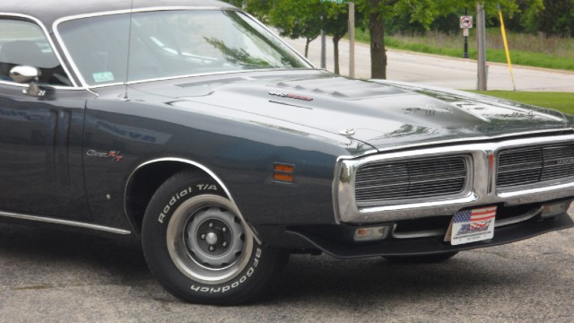 Used 1971 Dodge Charger RT SE-NUMBERS MATCHING WITH AC-NEW LOW PRICE-SEE VIDEO | Mundelein, IL