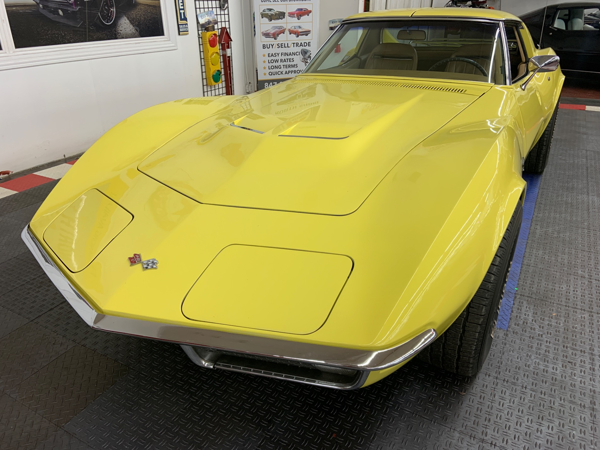 Used 1970 Chevrolet Corvette -STINGRAY - COUPE - LOTS OF FACTORY OPTIONS - COLD A/C - SEE VIDEO - | Mundelein, IL