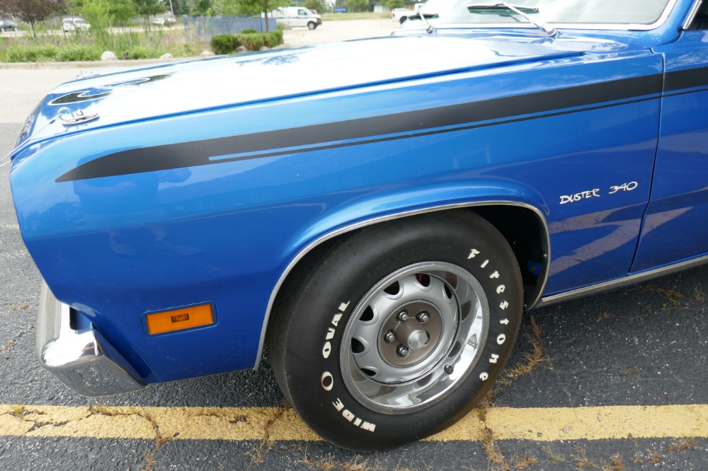 Used 1971 Plymouth Duster -NUMBERS MATCHING ENGINE- COMPLETELY RESTORED- READY TO DRIVE- SEE VIDEO | Mundelein, IL