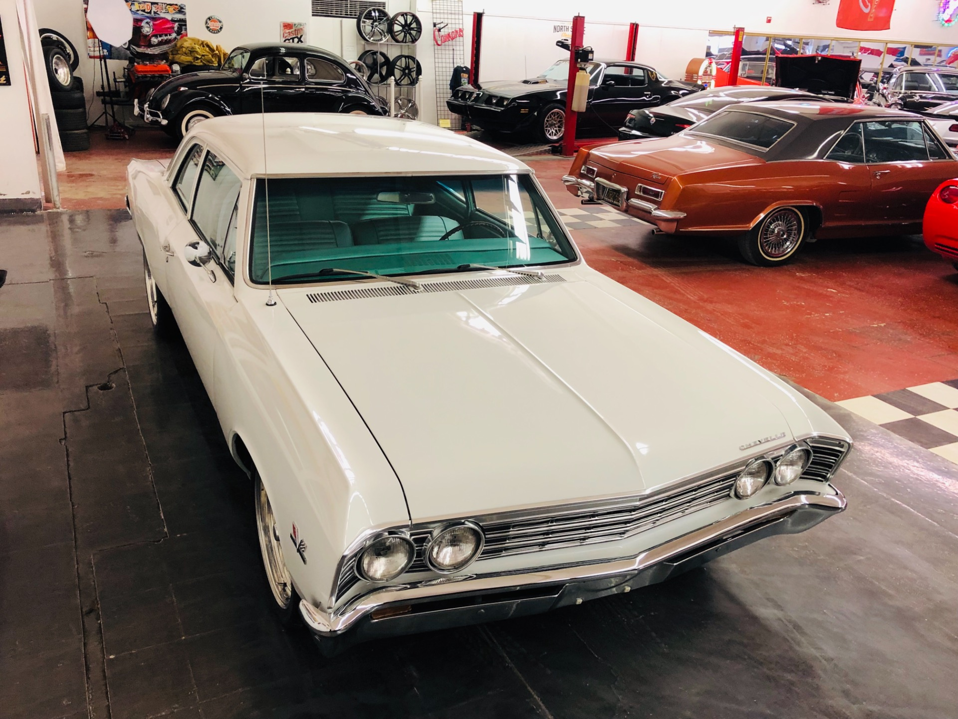 Used 1967 Chevrolet Chevelle -SHOW PIECE-PRO TOURING BIG BLOCK RIDE TECH SUSPENSION-VIDEO | Mundelein, IL