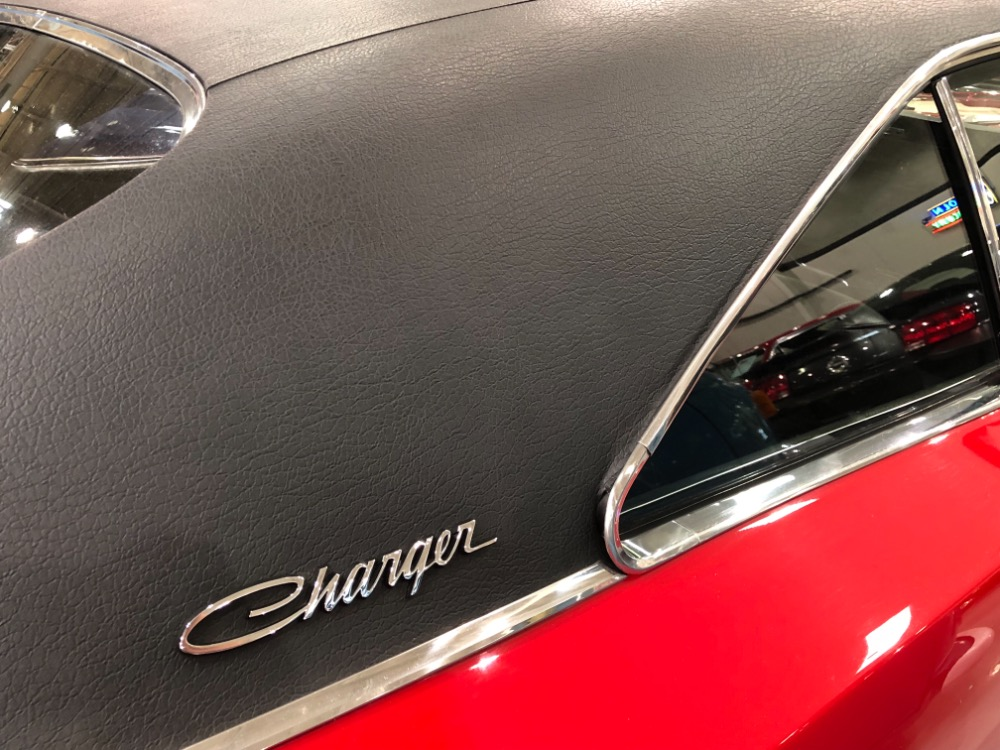 Used 1968 Dodge Charger -CLEARANCE-NUMBERS MATCHING 383/4 SPEED-RESTORED- | Mundelein, IL
