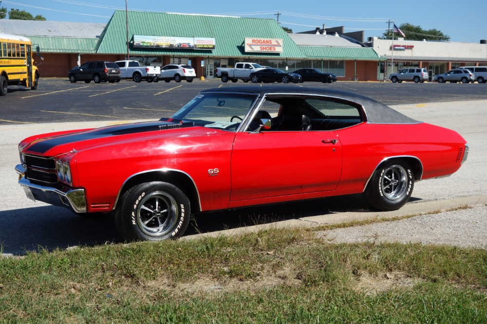 Used 1970 Chevrolet Chevelle -NO HAGGLE BUY IT NOW-4 SPEED-SS-FRAME OFF RESTO-454-SEE VIDEO- | Mundelein, IL