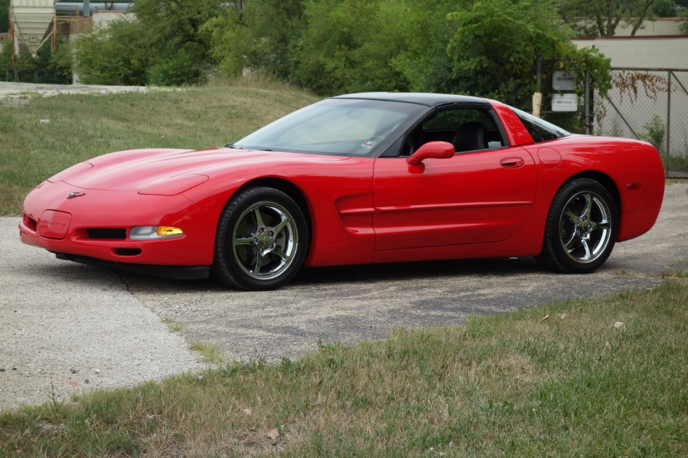 Used 1999 Chevrolet Corvette -SUPERB CONDITION-TARGA TOP- SEE VIDEO | Mundelein, IL