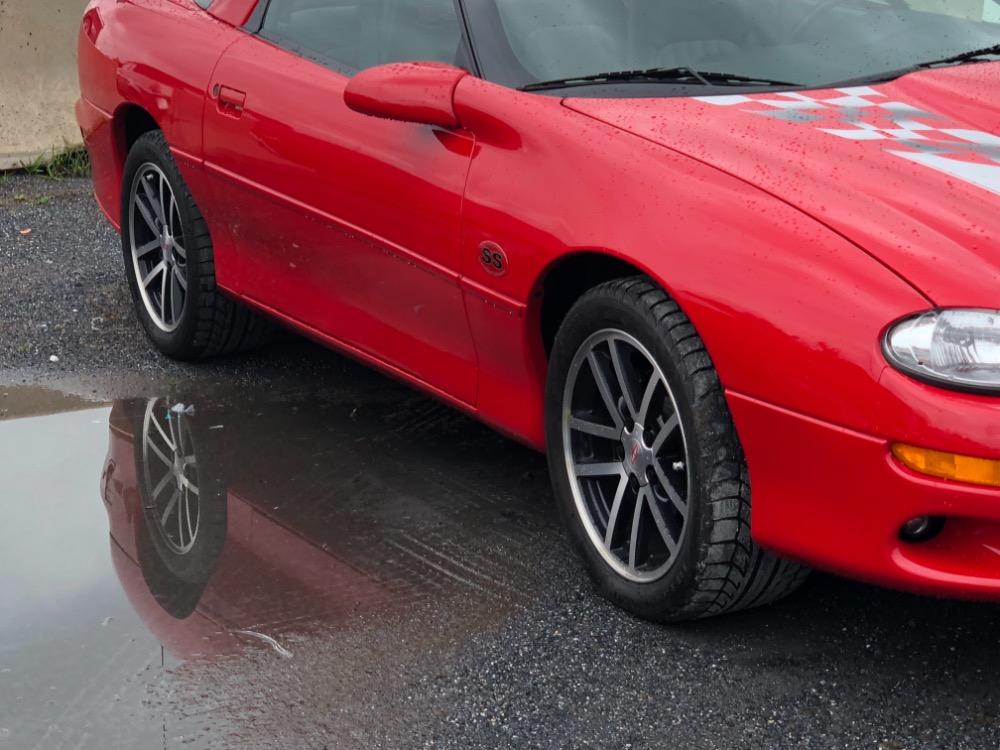 Used 2002 Chevrolet Camaro -SS 35th Anniversary SLP Edition-Low Miles-Reduced Price-Easy Financing- | Mundelein, IL