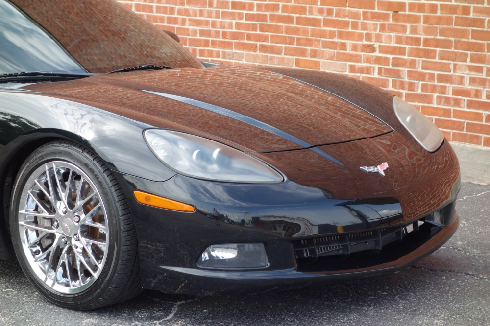 Used 2007 Chevrolet Corvette -CLEAN CAR SUPERCHARGED W/ Z06 WHEELS/UPGRADED BRAKES-MUST SEE - SEE VIDEO | Mundelein, IL
