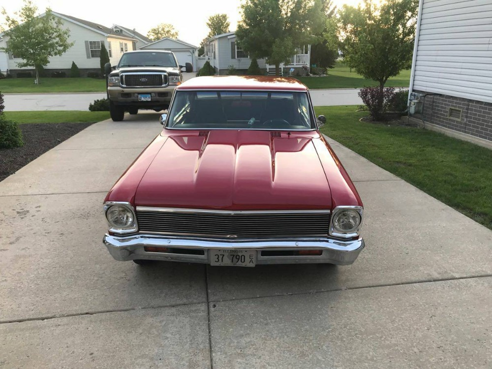 Used 1966 Chevrolet Nova -RELIABLE MUSCLE CAR | Mundelein, IL