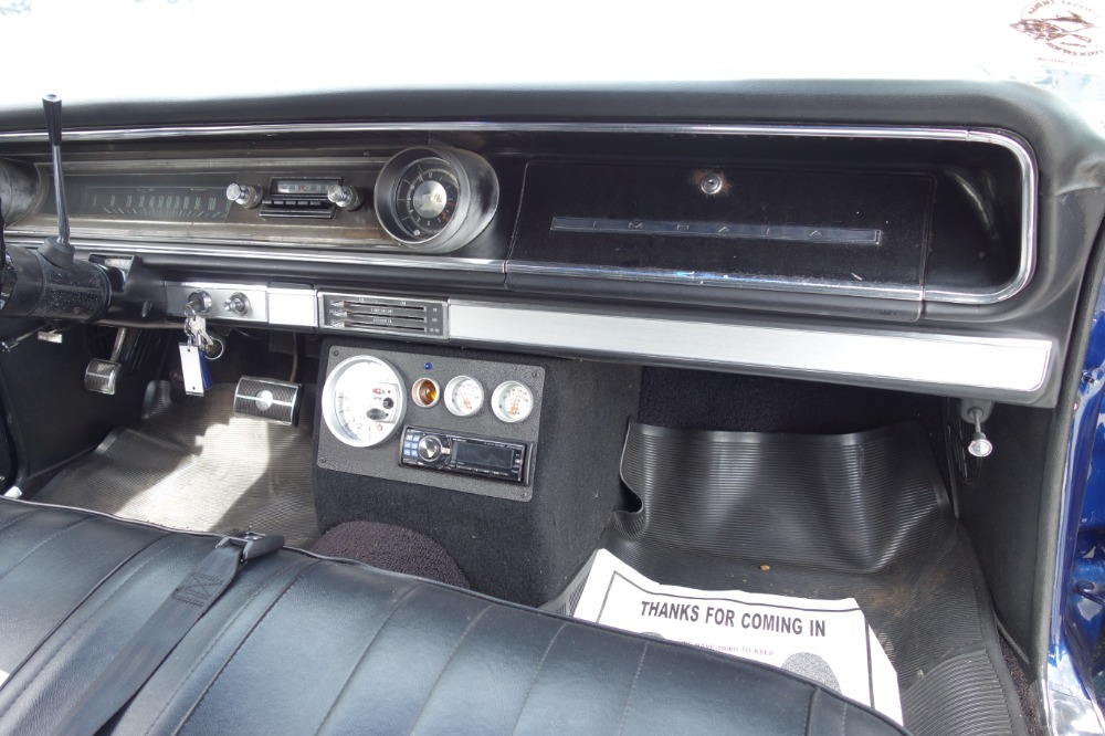 Used 1965 Chevrolet Impala -CLEARANCE PRICE-Nice paint- 2 Owner California Classic-VIDEO | Mundelein, IL