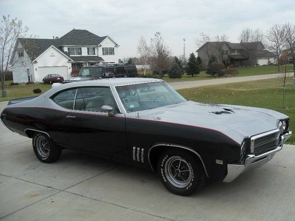 Used 1969 Buick Skylark SUPER SLICK MUSCLE CAR! | Mundelein, IL