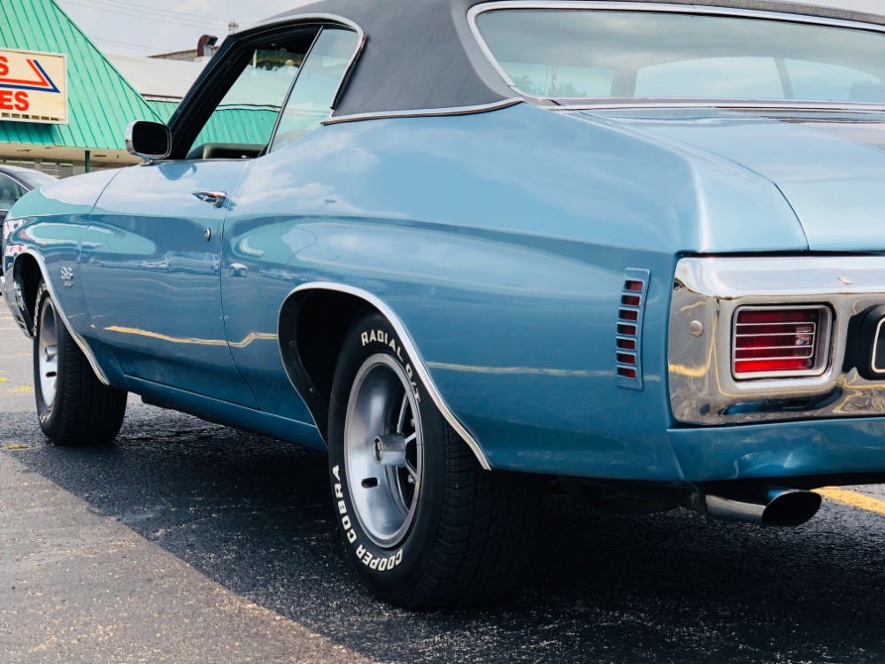 Used 1970 Chevrolet Chevelle -VERY RELIABLE BIG BLOCK-SS FEATURES- SEE VIDEO | Mundelein, IL