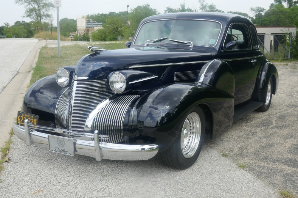 Used 1939 Cadillac Hot Rod / Street Rod -PRICE REDUCED!! - 500C.I. ENGINE- 2 DOOR CRUISER- SEE VIDEO | Mundelein, IL
