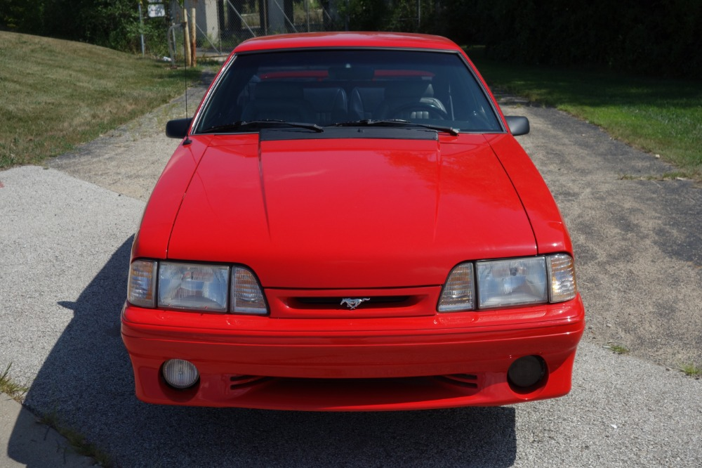 Used 1993 Ford Mustang -PRICE REDUCED!!-COBRA SVT COUPE- 52k ORIGINAL LOW MILES - SEE VIDEO | Mundelein, IL