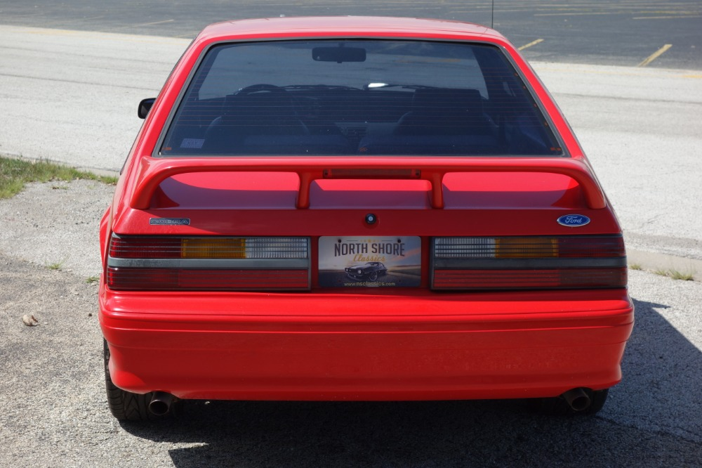 1993 Ford Mustang Price Reduced Cobra Svt Coupe 52k Original Low