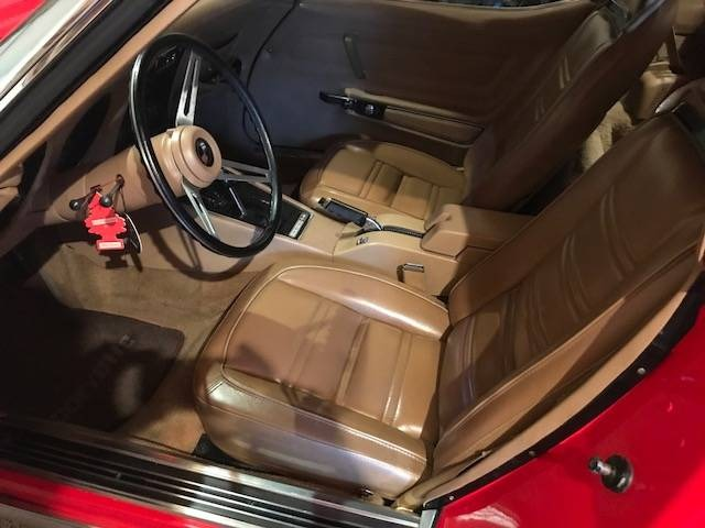 Used 1975 Chevrolet Corvette -Red n Ready | Mundelein, IL