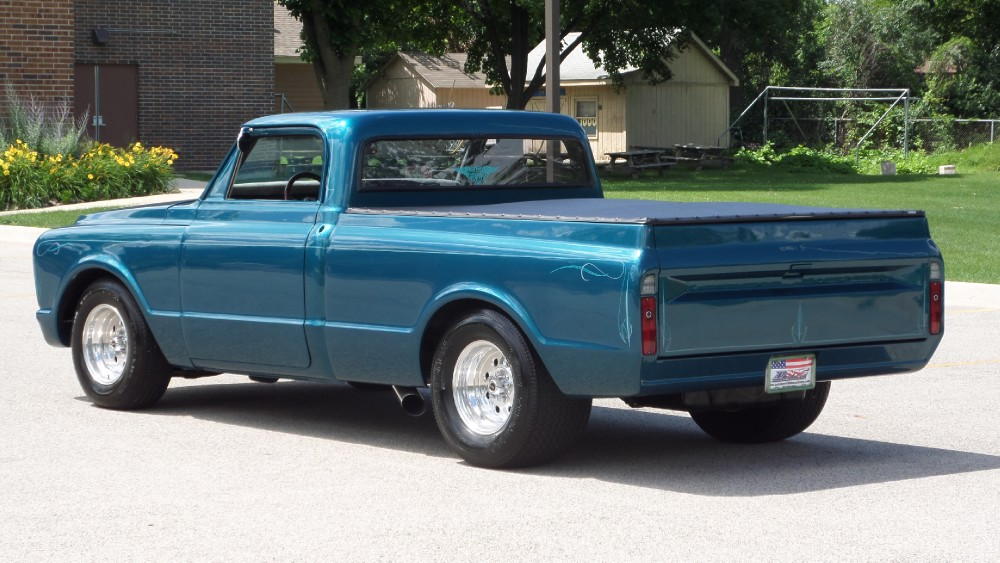 Used 1968 Chevrolet C10 PRO STREET-FRAME OFF RESTORATION-SHOWROOM CONDITION-SEE VIDEO | Mundelein, IL