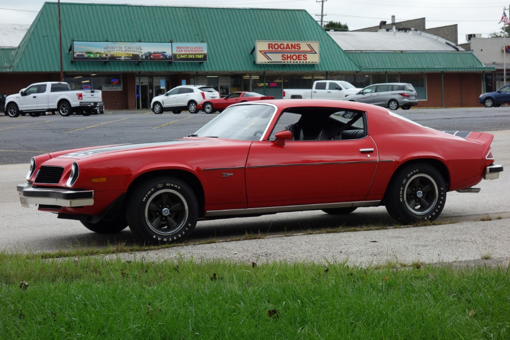 Used 1974 Chevrolet Camaro - Z28 -PRICE DROP - ORIGINAL SURVIVOR 16,900 DOCUMENTED MILES-VIDEO | Mundelein, IL