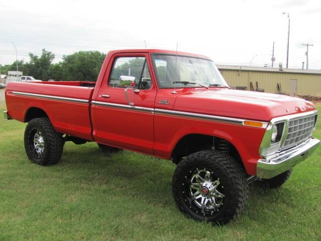 Used 1978 Ford Pickup - F150 -4x4 Restored condition- | Mundelein, IL