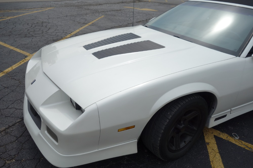Used 1988 Chevrolet Camaro -Z28 - IROC- Z - CONVERTIBLE- SEE VIDEO | Mundelein, IL