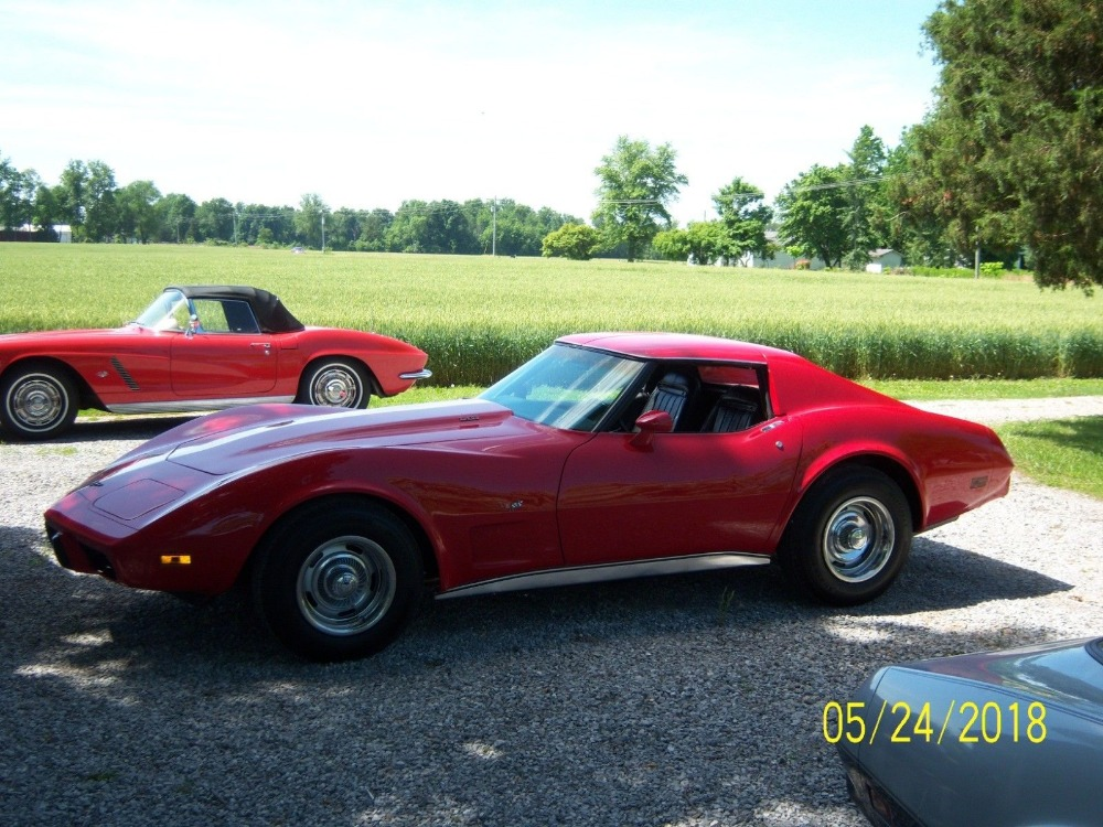 Used 1977 Chevrolet Corvette -LITTLE RED CORVETTE | Mundelein, IL