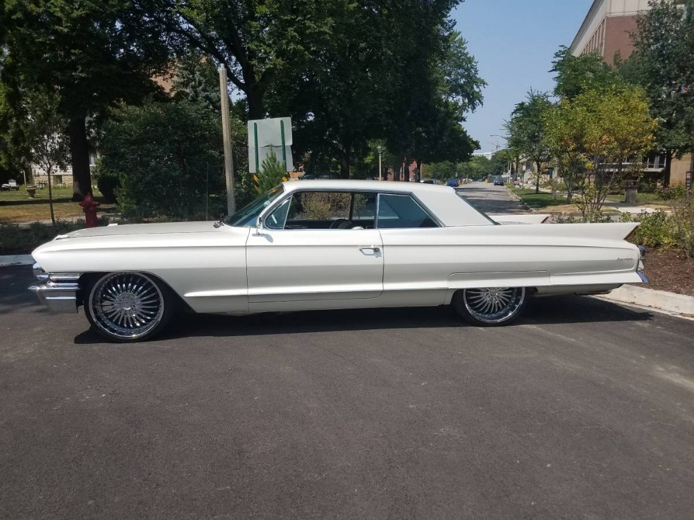 Used 1962 Cadillac Coupe Deville -Show n Tell Summer Eye Candy | Mundelein, IL