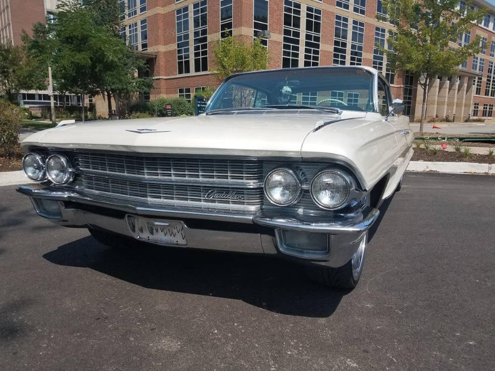 Used 1962 Cadillac Coupe Deville -Show n Tell Summer Eye Candy   Mundelein, IL