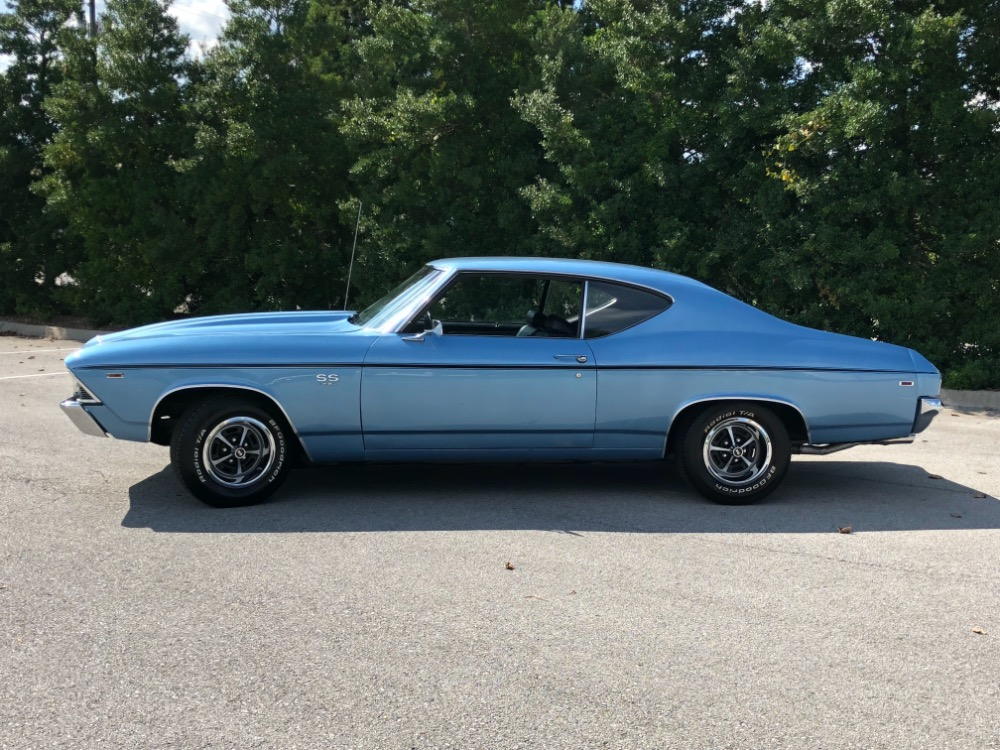 Used 1969 Chevrolet Chevelle -NO HAGGLE BUY IT NOW-SS396 Hurst 4 Speed-CLEARANCE-Factory Tach-VIDEO | Mundelein, IL