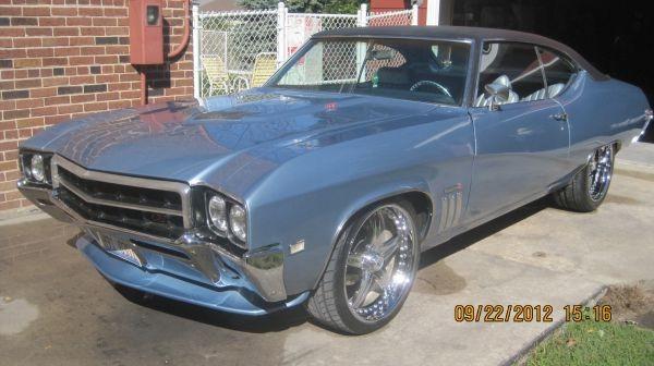 1969 buick skylark custom gs400 stock 40019ap for sale near mundelein il il buick dealer. Black Bedroom Furniture Sets. Home Design Ideas