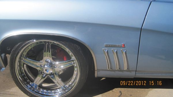 Used 1969 Buick Skylark Custom GS400 | Mundelein, IL