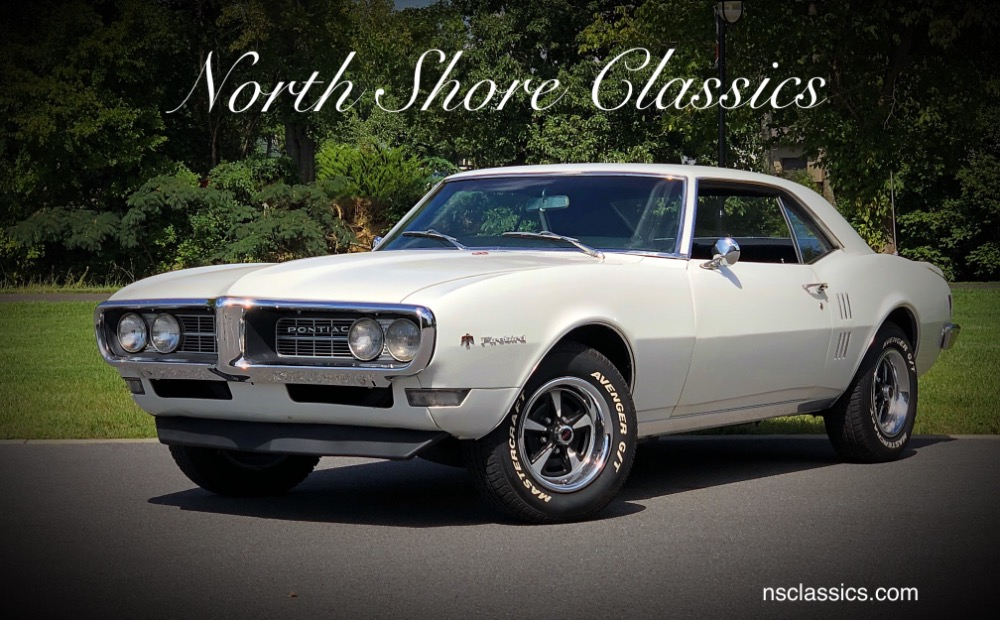 Used 1968 Pontiac Firebird -FACTORY 400CI/-4Speed-CLEARANCE- SEE VIDEO | Mundelein, IL