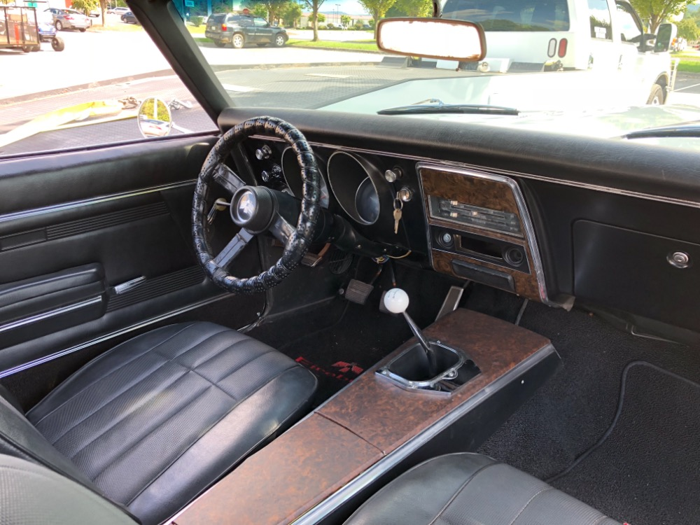 Used 1968 Pontiac Firebird -FACTORY 400CI/-4Speed-RELIABLE MUSCLE CAR- SEE VIDEO | Mundelein, IL