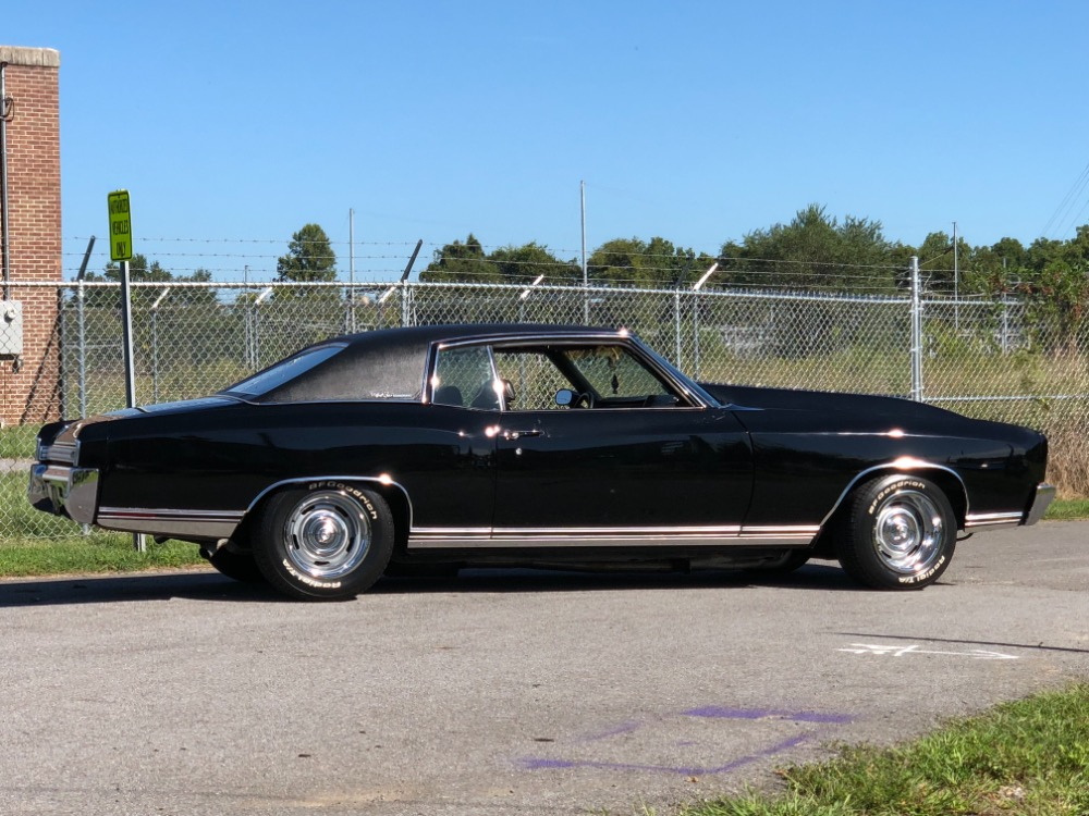 Used 1972 Chevrolet Monte Carlo -LS5- TRIPLE BLACK- WOW 496 BIG BLOCK POWER- SEE VIDEO | Mundelein, IL