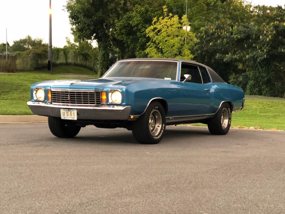 Used 1972 Chevrolet Monte Carlo -BIG BLOCK 402/4 Speed-AC-SUSPENSION UPGRADES-SEE VIDEO   Mundelein, IL