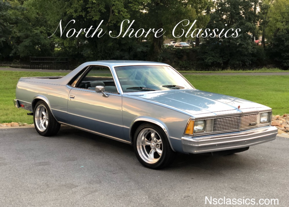 Used 1981 Chevrolet El Camino -SOUTHERN CLEAN NO RUST WITH AC- SEE VIDEO | Mundelein, IL